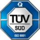 DruckArt Druckerei Qualitätssiegel ISO9001