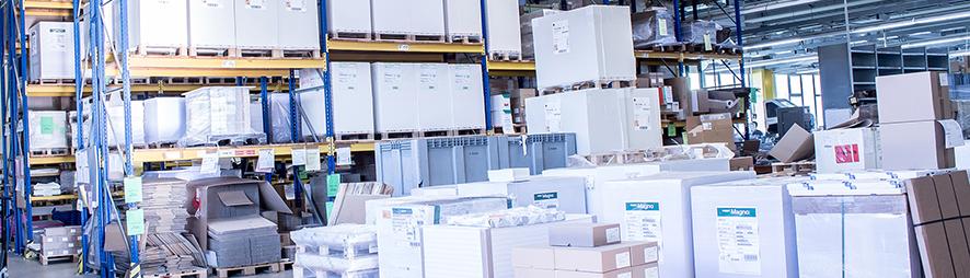 DruckArt Versand und Logistik