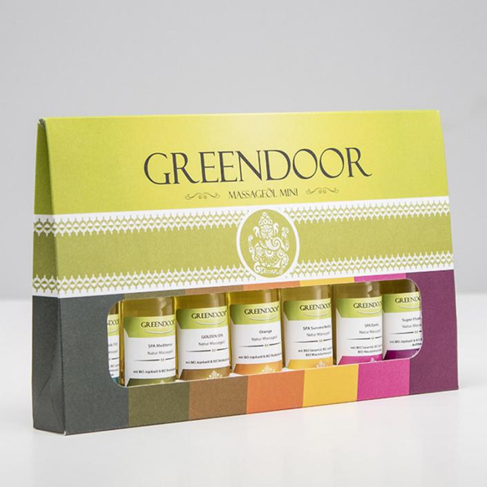 DruckArt Tütenverpackung GREENDOOR