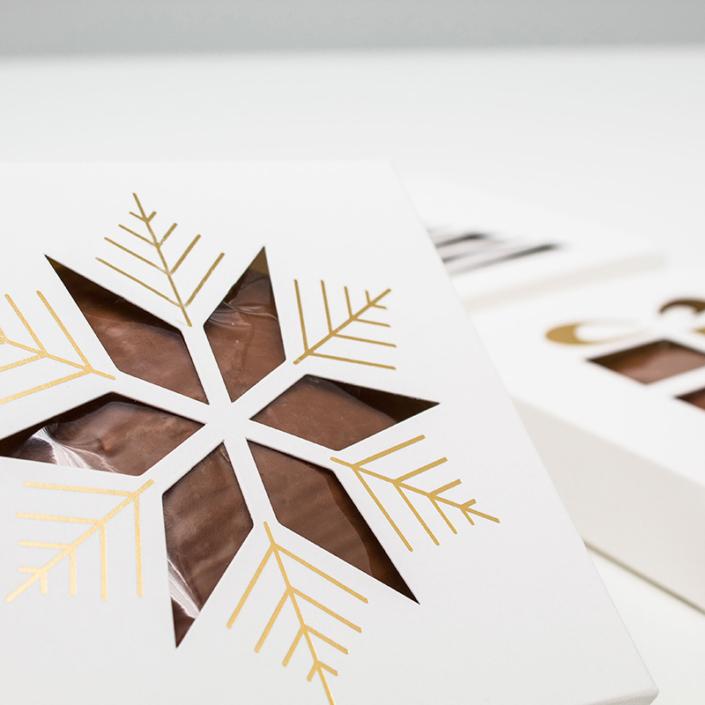 DruckArt Faltschachtel Weihnachtsmailing