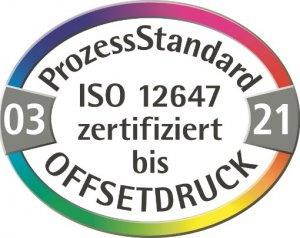 DruckArt PSO Zertifizierung