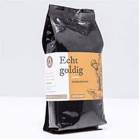 Foodverpackung Kaffee Banderole DruckArt
