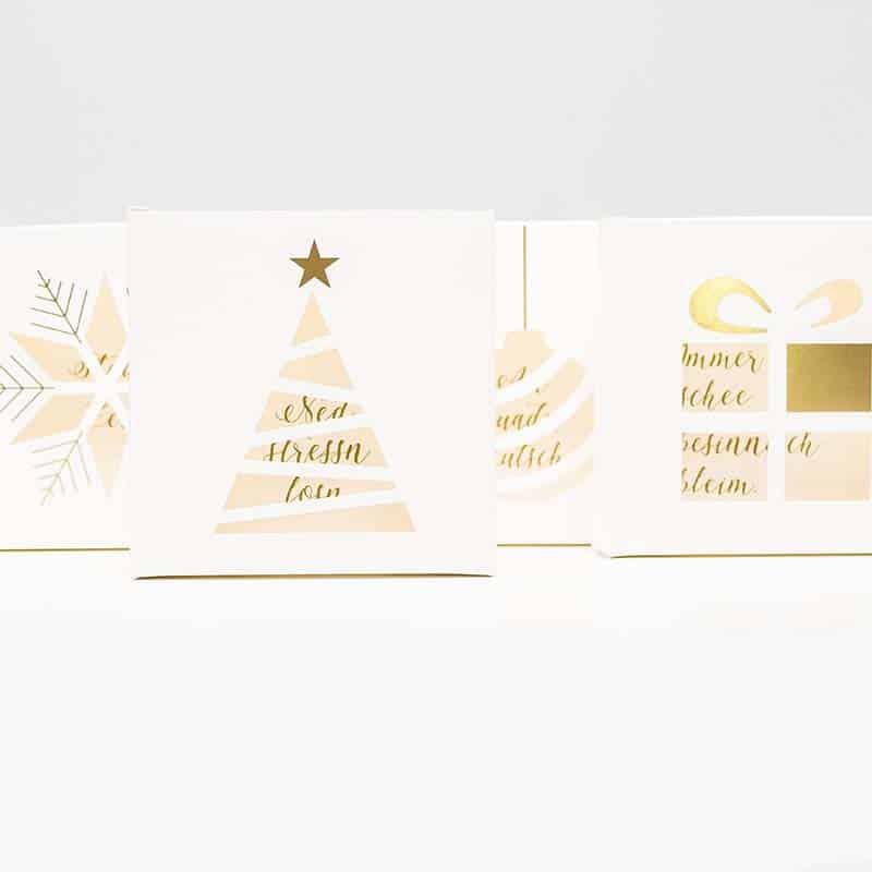 Faltschachtel Geschenkverpackung 2 DruckArt