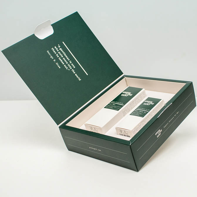 Hohlwandschachtel Geschenkverpackung DruckArt