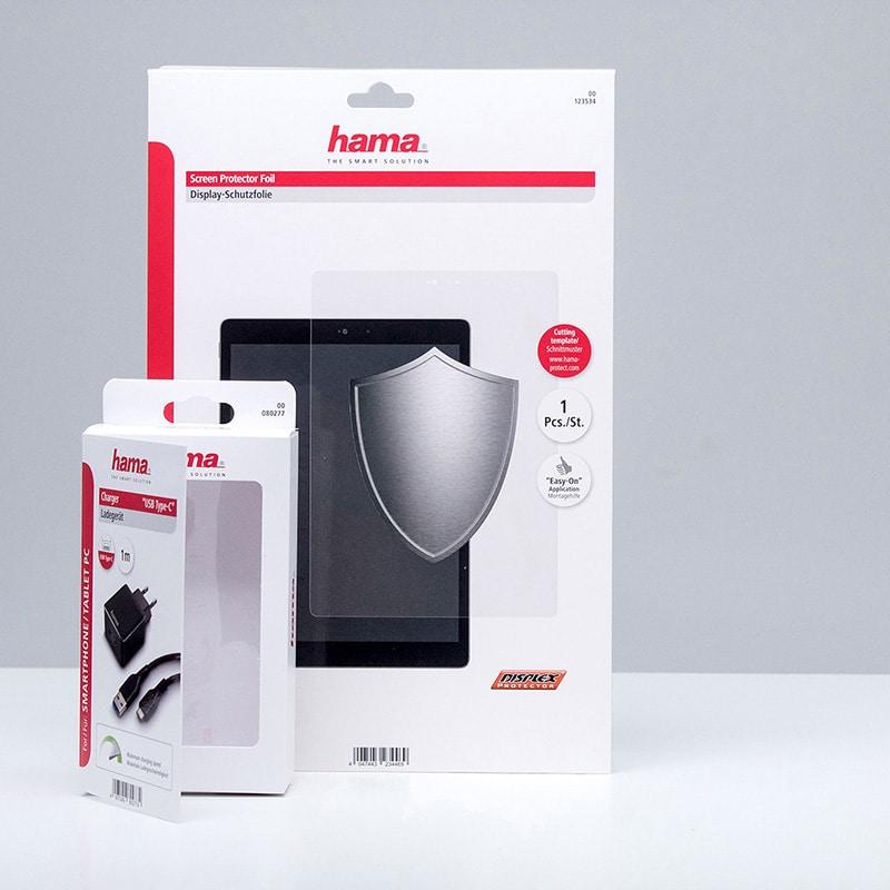 Schachtel mit Euroloch Produktverpackung DruckArt