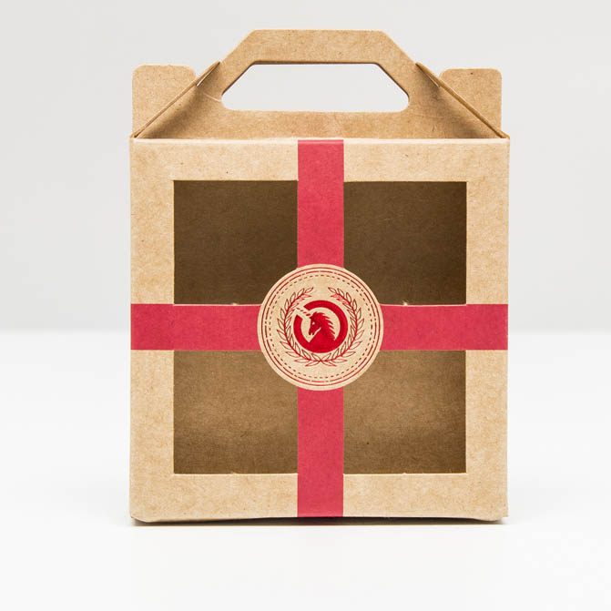 Tasche Geschenkverpackung DruckArt