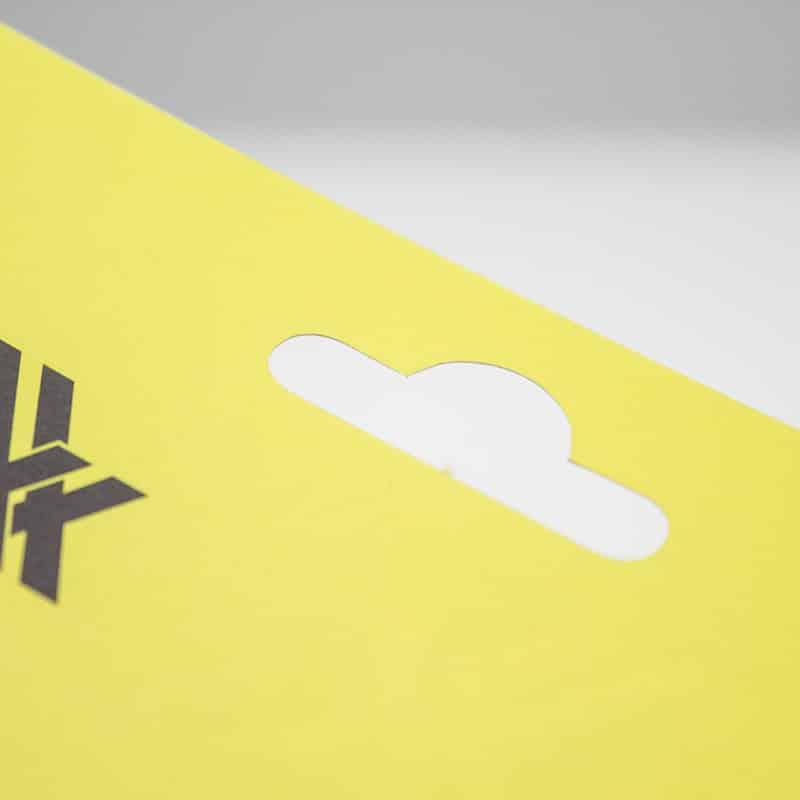 Schachteln Euroloch Verpackung DruckArt