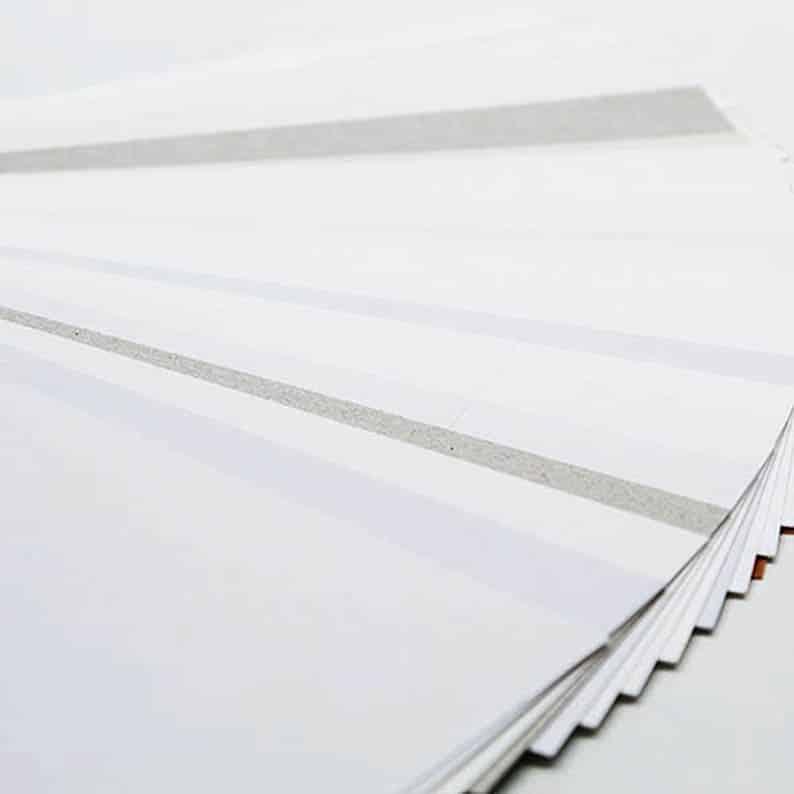 DruckArt Papier Materialmuster