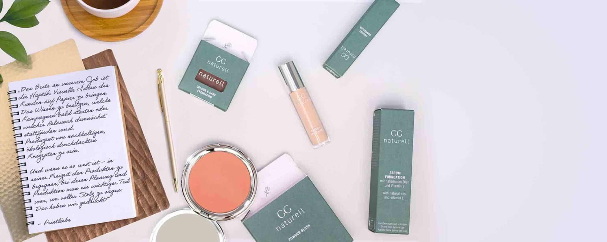 Slider Kosmetikverpackung DruckArt